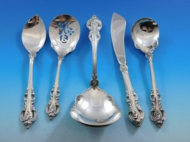 El Grandee by Towle Sterling Silver Essential Serving Set Small 5-piece - $309.00