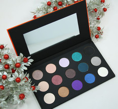 Make Up For Ever 15 Artist Eye Shadow Palette Value Limited Holiday Edition - $39.99