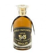 LOVELY PATCHOULI 55 NIGHT by KRIGLER 5ml Travel Spray Perfume AMBER MUSK - $44.00