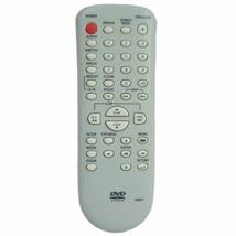 Sylvania NB052 Original Dvd Player Remote For DVL700E, MSD124, DVL120E, SSD204 - $10.69