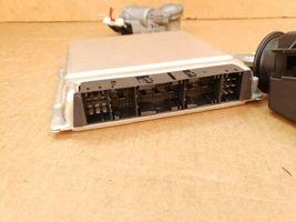 04 Mercedes W211 E500 Engine Computer Ignition FOB ECU EIS ISL Set A1131535479 image 4
