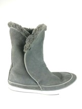 Kid's Converse CT Bev Boots High 626054C Gray/Charcoal Brand Size Junior... - $28.01