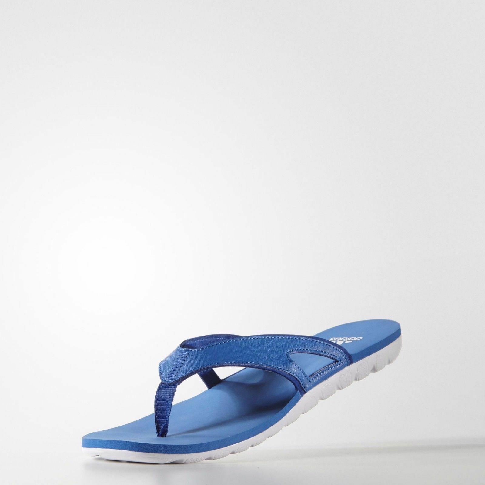 adidas Mens Calo 5 Flip Flops Sandals Pool Beach Shoes Slides image 4