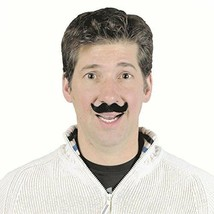 "Fiesta Moustaches (6 Pack) 3/4"" x 3"" Plush - $6.64"