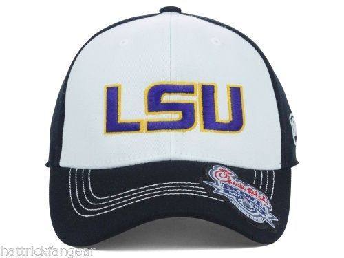 low cost 19df4 b0d34 LSU TIGERS - TOP OF THE WORLD NCAA FOOTBALL CHICK-FIL-A BOWL CAP