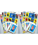 2 X Authentic Mexican Loteria Bingo Chalupa Game: 20 Boards + 2 Deck Of ... - $13.00