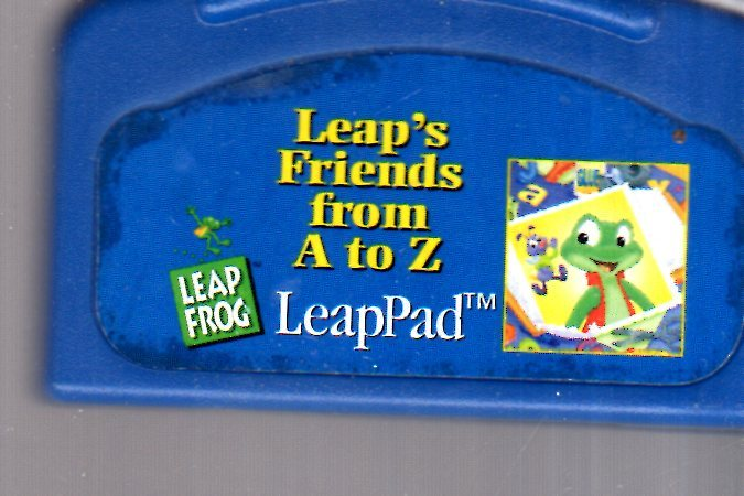 LeapFrog  -Leap's Friends From A To Z