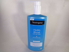 Neutrogena Hydro Boost Body Gel Cream Fragrance Free Sensitive&Dry Skin 16oz{HBN - $14.96