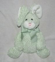 Animal Adventure 2008 Stuffed Plush Bean Bag Curly Fur Bunny Rabbit Bean... - $39.59