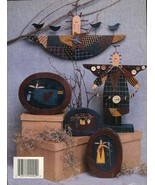 Tole Decorative Painting Folk Heart Gatherings Susan Fouts Angels Book 2 - $12.99