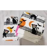 3pc Betsey Johnson Halloween Cat Bath Towels & Hand Towel Set - $44.99
