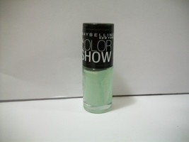 Maybelline Color Show Nail Lacquer Polish #320 Green with Envy - $5.90