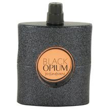 Yves Saint Laurent Black Opium 3.0 Oz Eau De Parfum Spray image 1