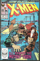 X-men #237 Marvel Comics 1988 1st print and series - $27.00