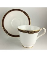 Royal Doulton Tennyson H5249 Cup & saucer - Factory 2nd quality  - $10.00
