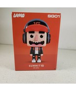 LAMO Summit 1G AR Augmented Reality Vinyl Figure SG01 Streamer Gamer NIB... - $16.00