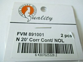 Fox Valley Models # FVM 891001 NOL 20' Corrugated Container 2/Pack N-Scale image 2