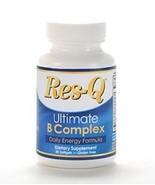 Res-Q Ultimate B Complex 30 Softgels (Gluten Free) - $19.95