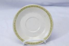 "Franciscan Hacienda Gold Saucers 6.25"" Lot of 6 - $29.39"