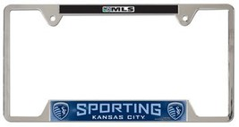 Kansas City Sporting License Plate Frame - $15.59