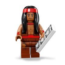 NEW LEGO 71020 BATMAN MOVIE MINIFIGURES SERIES 2 - Apache Chief - $3.95