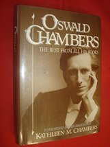 Oswald Chambers: The Best from All His Books Oswald, Chambers and Verplo... - $19.99