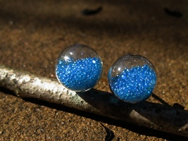 MOONSTAR7SPIRITS Super Blood Moon Eclipse Spell Cast Miracle Earrings - $25.00
