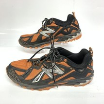 New Balance 610 Mens All Terrain Running Sneakers Sz US 13 EUR 46 Orange... - $37.04