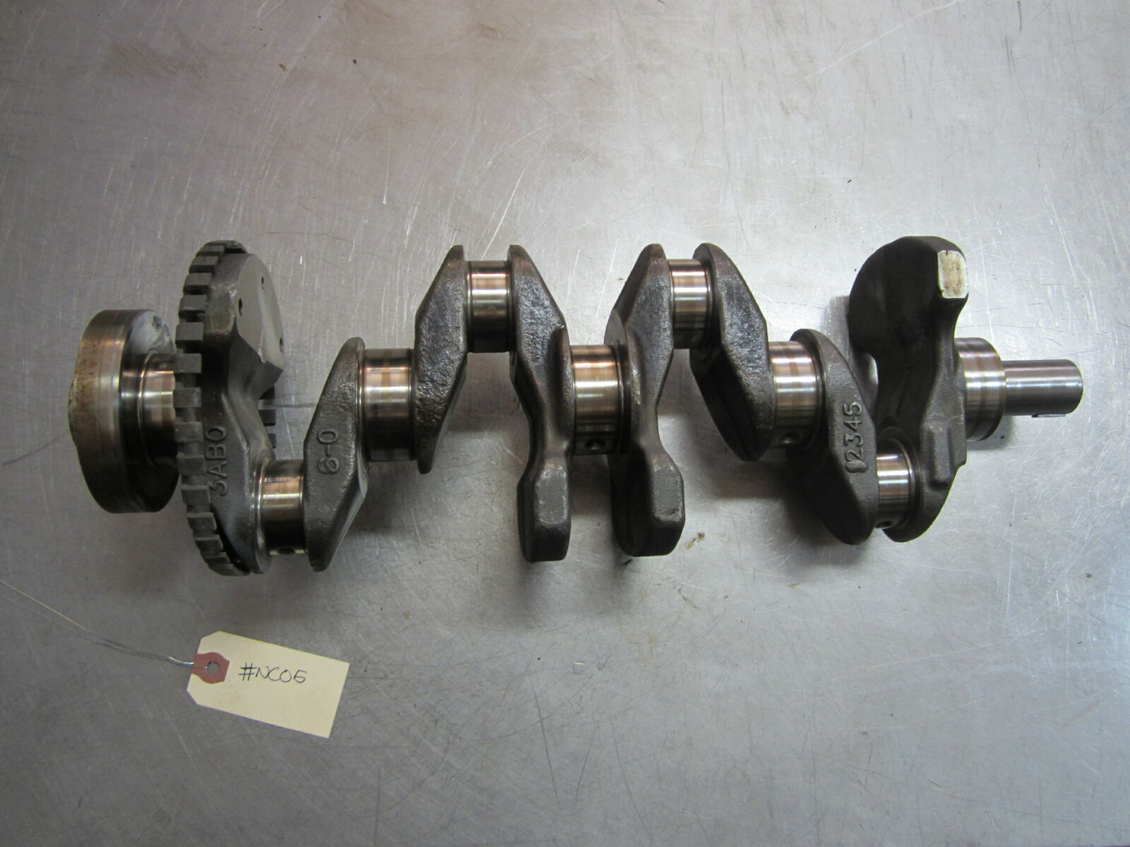 Primary image for #NC05a Crankshaft Standard 2014 Nissan Versa 1.6