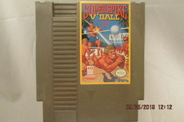 NINTENDO Superspike V'ball World Cup Video Game    1985 MADE IN JAPAN - $5.89