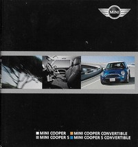 2006 Mini COOPER full line miniature brochure catalog folder convertible... - $6.00