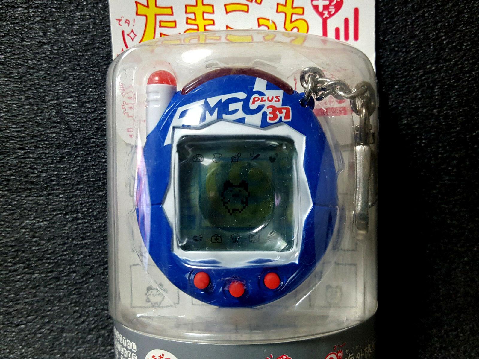BANDAI Tamagotchi Plus Blue Team TAMAGOTCHI Rare Japan