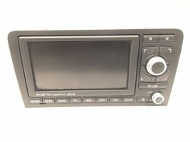 2007-2009 Audi A3 S-LINE Gps Screen Navigation And Receiver Radio 8P0035193A Oem - $395.95