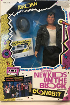 NEW Official New Kids on The Block Fashion Figure in Concert Jordan - $24.75