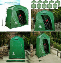 The YardStash IV: Heavy Duty, Space Saving Outdoor Storage Shed Tent - $196.98