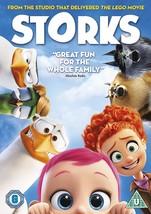 Storks DVD - $16.25