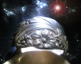 HAUNTED RING THE NECTAR OF THE GODS FEED & RAISE ALL MAGICK OOAK SECRET ... - $7,998.77