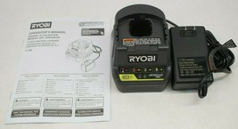 NEW Ryobi P118B ONE + 18V Lithium Ion Battery Charger - $19.95