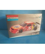 MONOGRAM 2440 #5 RICKY RUDD TIDE LUMINA Model Car NASCAR 1:24 Complete S... - $18.69