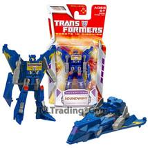 "Year 2007 Hasbro Transformers Classic Cybertron 3"" Figure Decepticon SOU... - $47.99"