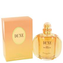 Christian Dior Dune Perfume 3.4 Oz Eau De Toilette Spray image 2