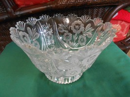 Beautiful Shannon Crystal Bowl........Sale - $14.85