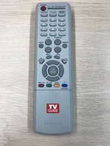 TV Remote Control Bp59-00071 TV Guide Tested & Cleaned                      (H2)