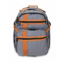 US Peacekeepers INCOG Backpack Grey/Rust 12.5x18x8 - $1.685,25 MXN
