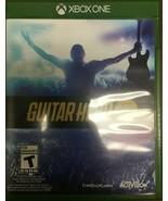 GUITAR HERO LIVE XBOX ONE #I-297 C - $22.76