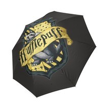 Hufflepuff Foldable Umbrella 8 ribs - $23.75
