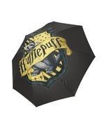 Hufflepuff Foldable Umbrella 8 ribs - $23.75
