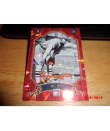2012 Cooperstown Red Crystal Collection #'d 141/399 Mel Ott -New York Gi... - $2.97