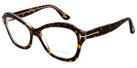 New Authentic Eyeglasses TOM FORD TF 5359 056 made in Italy 53mm MMM - $118.76