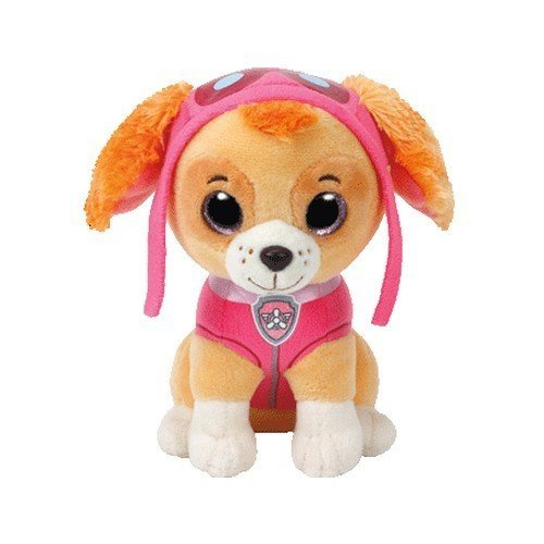 TY Beanie Buddy Skye Cockapoo Plush, Medium, 10-Inch
